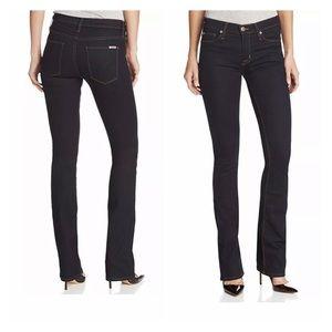 Husdon Elle Midrise Baby Boot Jeans Size 29 EUC
